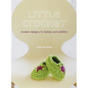 Random House Pattern Crochet Baby Bib