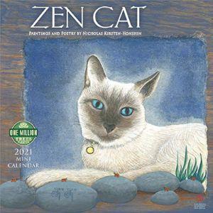 Nicholas Kirstenhonshin Mini Cat Calendar