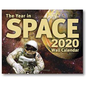 Starry Messenger Press Word Calendar 2019