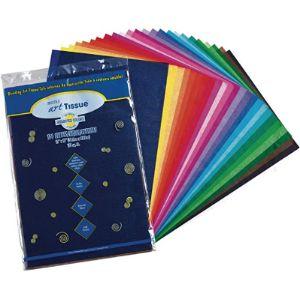 Pacon Glue Art Tissue Paper