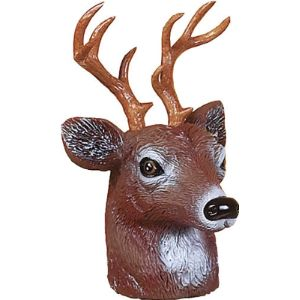 Rivers Edge Deer Trailer Hitch Ball Cover