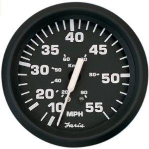Faria Speedometer Unit