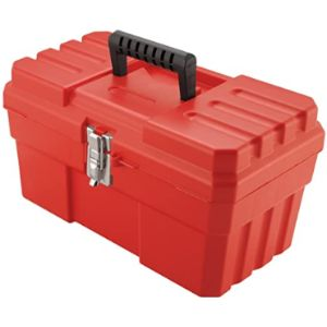 Akro-Mils Lockable Plastic Tool Box