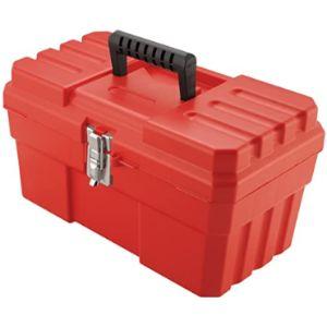Akro-Mils Plastic Tool Box With Lock
