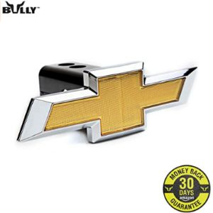 Bully Chevy Tahoe Trailer Hitch Cover