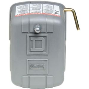 Square D Well Pump Low Pressure Switch