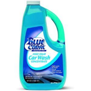 Blue Coral Good Car Wash Soap