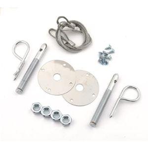 Mr. Gasket Aluminum Hood Pin Kit