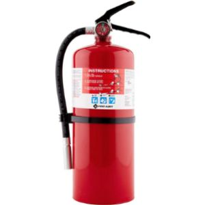 First Alert 10 Lb Dry Chemical Fire Extinguisher