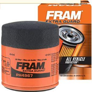 Fram Stuck Oil Filter
