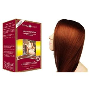 Surya Brasil Products Henna Powder Dark Brown