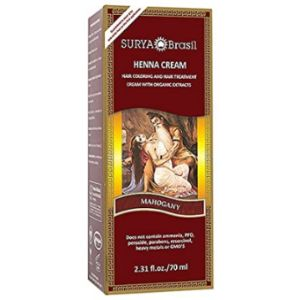 Surya Liquid Henna Hair Color