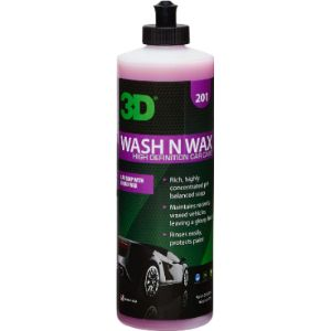 3D Car Wash Liquid Soap
