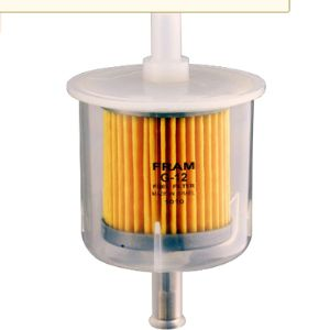 Fram Fuel Filter Gauge