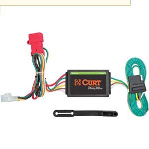 Curt Manufacturing Electrical Wiring Trailer Hitch