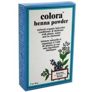 Colora Dye Wash Henna Hair