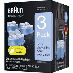 Braun Target Electric Razor