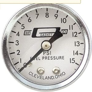 Mr. Gasket Calibration Fuel Gauge