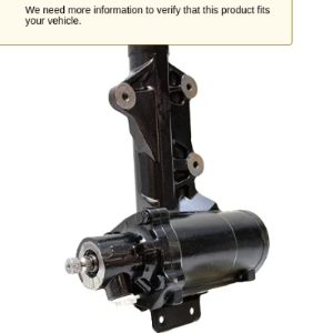 A1 Cardone Seal Replacement Steering Gearbox
