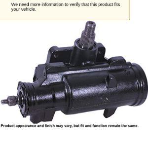 A1 Cardone Hydraulic System Steering Gear