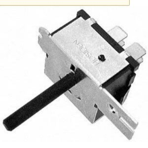 Standard Motor Products 2000 Jeep Wrangler Blower Motor Switch