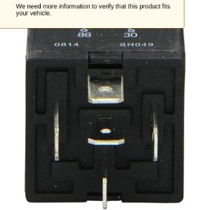 Standard Motor Products Blower Motor Relay Switch