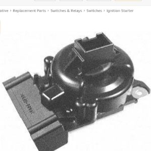 Standard Motor Products Ignition Switch