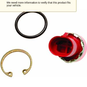 Acdelco Ac Location High Pressure Switch