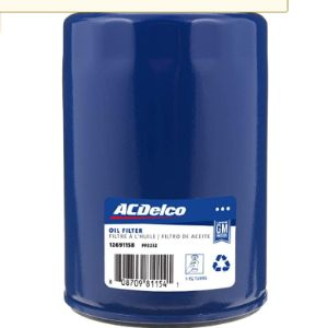 Acdelco Oil Filter Brand