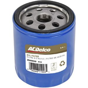 Acdelco Oil Filter Micron Rating