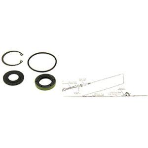 Edelmann Leaking Steering Gearbox