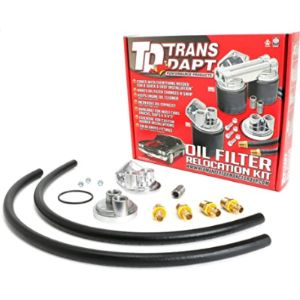 Trans-Dapt Performance Bypass Kit Oil Filter