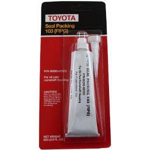 Genuine Toyota Oil Pan Application Gasket Sealant