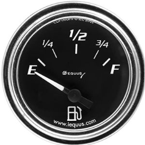 Equus Fuel Gauge Reading Wrong