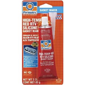 Permatex Red Rtv Silicone Gasket Maker