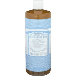 Dr Bronners Dispenser Bottle Baby Food