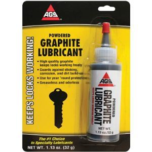 Ags Dry Powdered Graphite Lubricant
