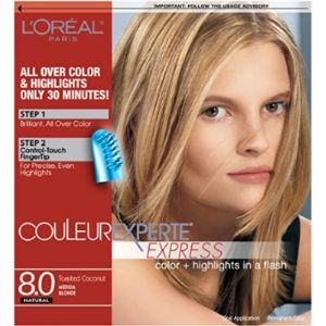 Loreal Paris Like Ombre Hair Color