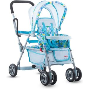 Visit The Joovy Store Blue Doll Carrier