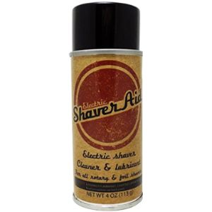 Shaver Aid Lubricant Spray Electric Razor