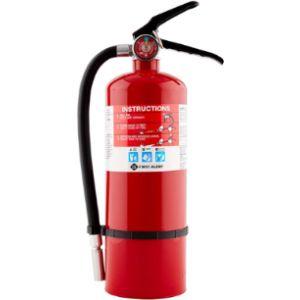 First Alert Bigger Extinguisher