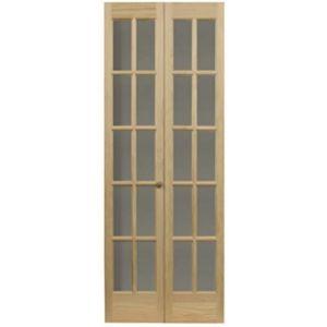 Ltl Home Products Folding Bathroom Door