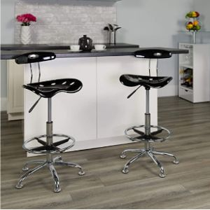 Flash Furniture Stool Chair Size