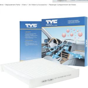 Tyc Yaris 2007 Fuel Filter
