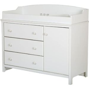 South Shore Removable Top Changing Table