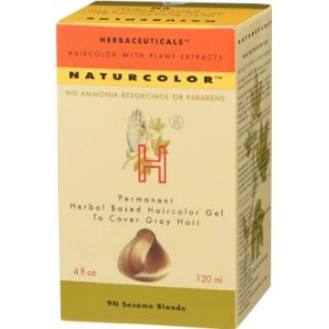 Naturcolor Hair Dye Without Chemical