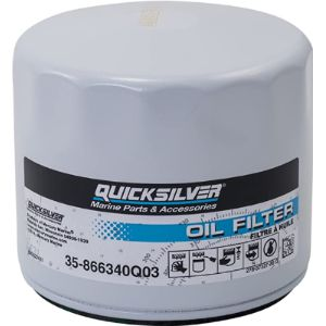 Quicksilver Problem Oil Filter