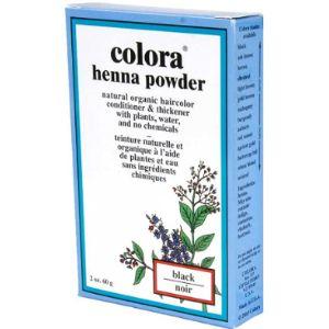 Colora Black Henna Powder