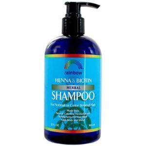 Rainbow Research Dye Wash Henna Hair