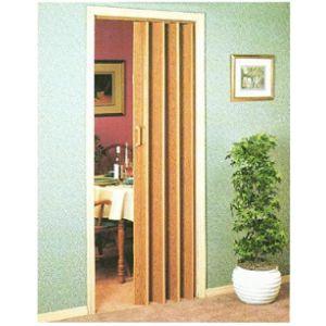 Spectrum Folding Bathroom Door